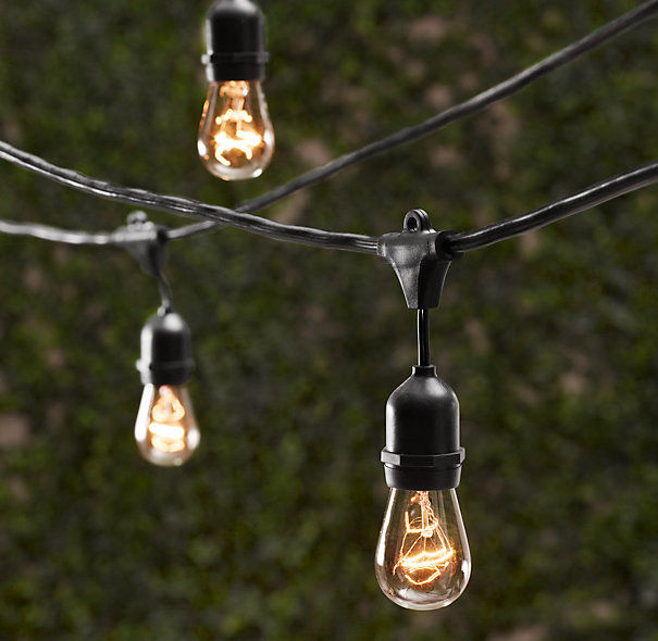 VINTAGE LIGHTING STRING