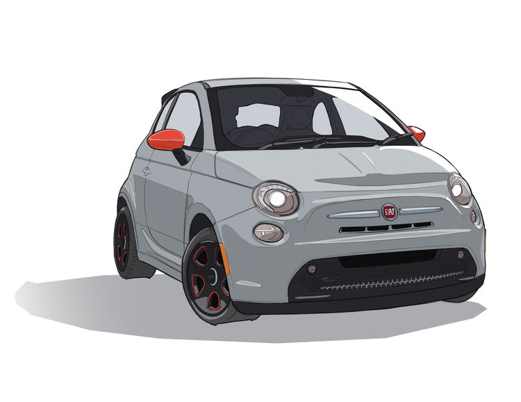 500e by Fiat