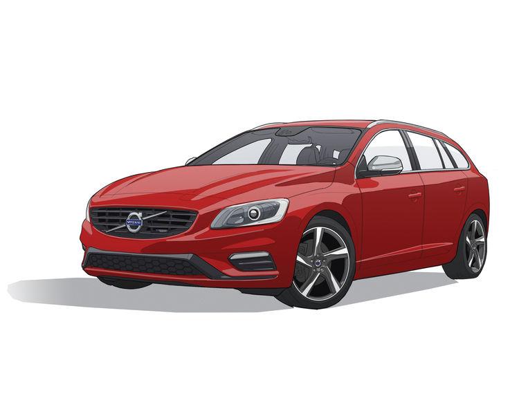 V60 by Volvo