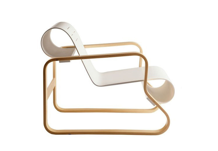paimio armchair by alvar aalto for arkek