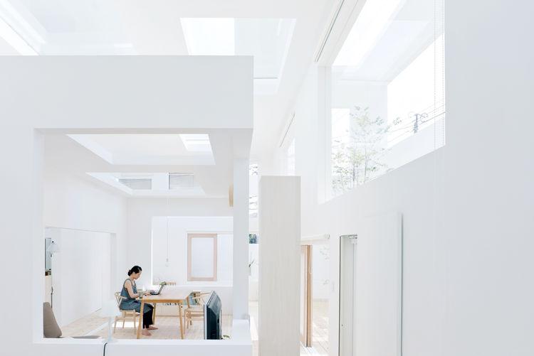 House N by architect Sou Fujimoto