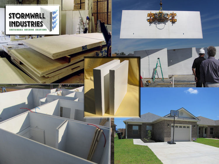 StormWall panels by StormWall Industries