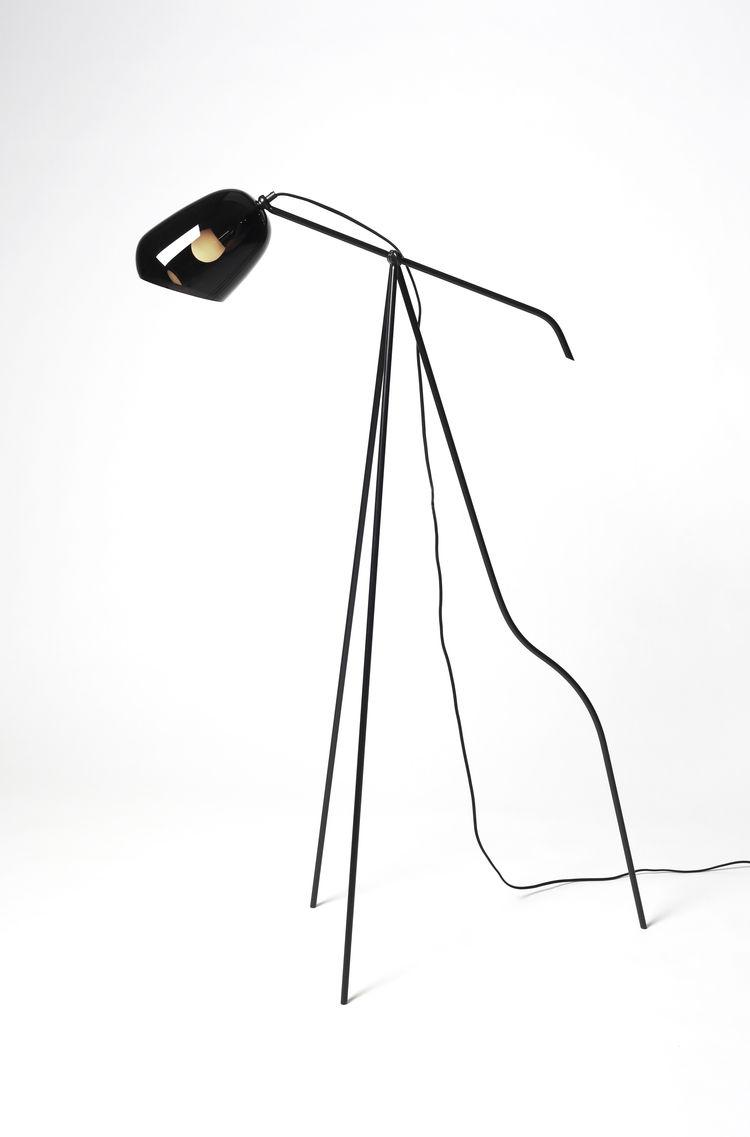 Oma Floor Lamp by Katrina Nuutinen