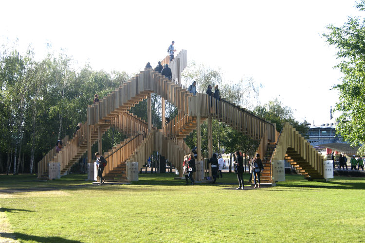 london design festival endless stair