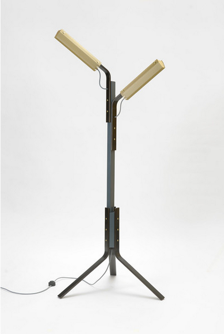 Branch Double Floor Lamp - Rich Brilliant Willing
