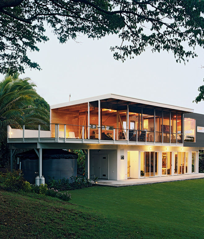 the big island home exterior
