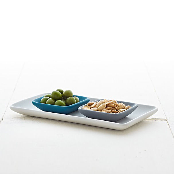 Tray Set - Winter Seasonal