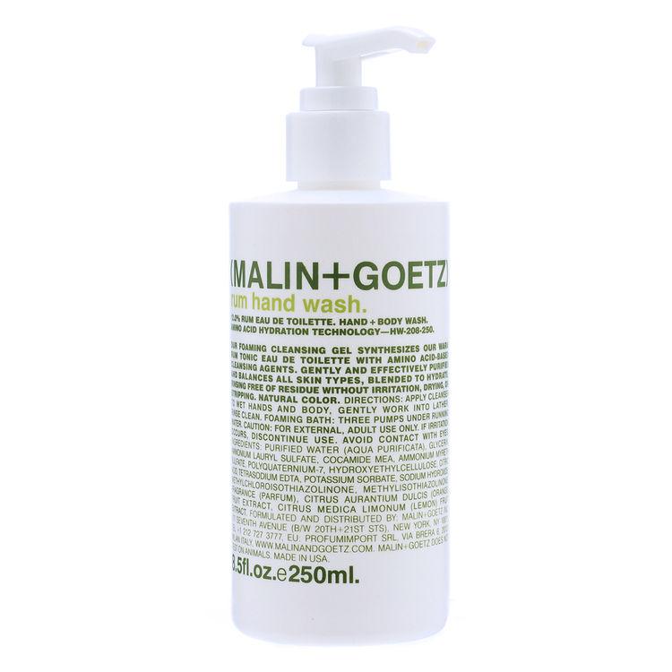Malin + Goetz Rum+Lime Hand Wash Set