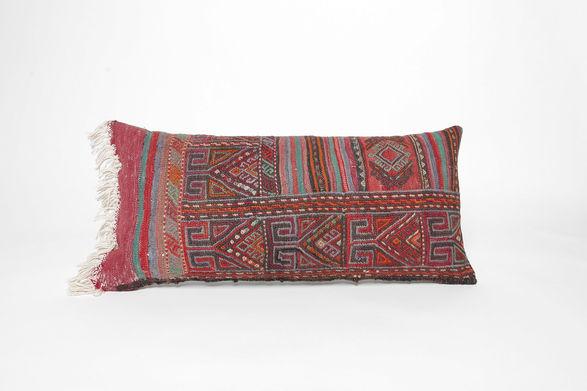 commune kilim pillow