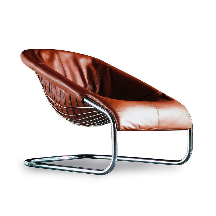 Cortina Armchair by Gordon Guillaumier