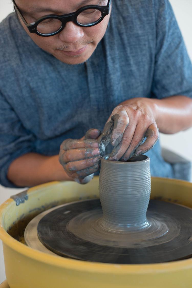 tung chiang clay wheel