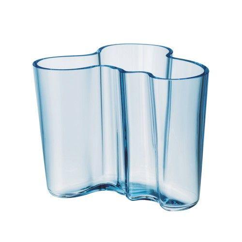 Aalto Vase - Light Blue