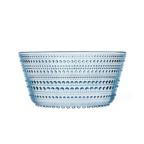 Kastehelmi Bowl - Light Blue