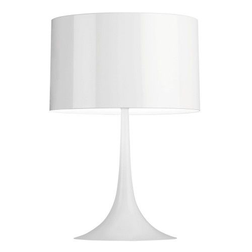 Spun T1 Table Lamp - White