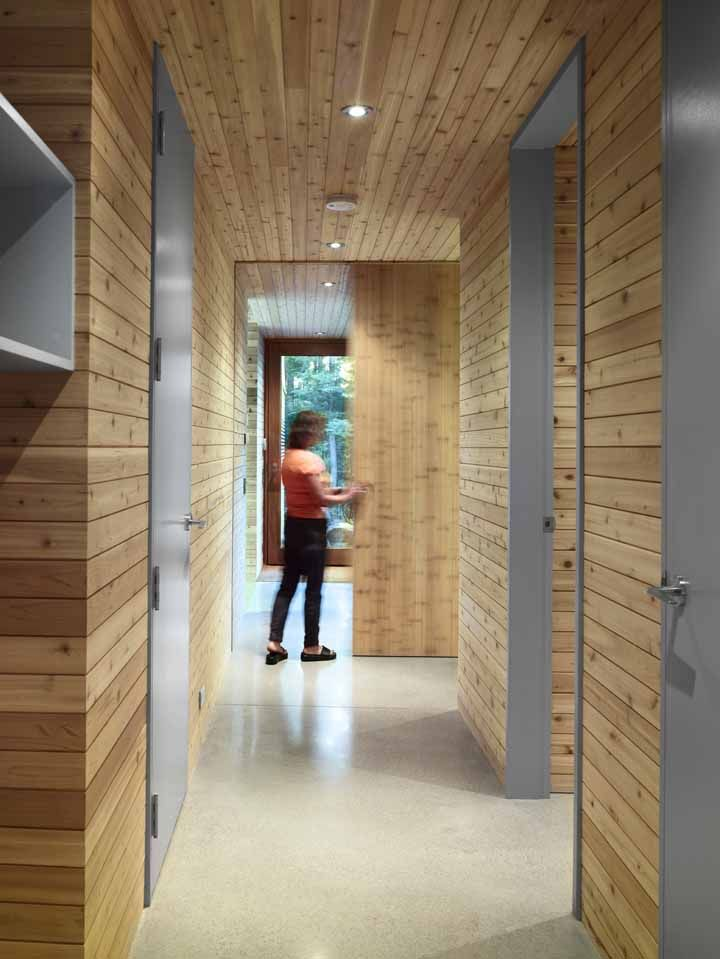superful Stealth Cabin Ontario cabin wood cedear