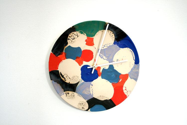 Heath ceramics clock