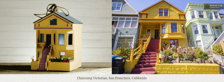 Airbnb Birdhouse Comparison