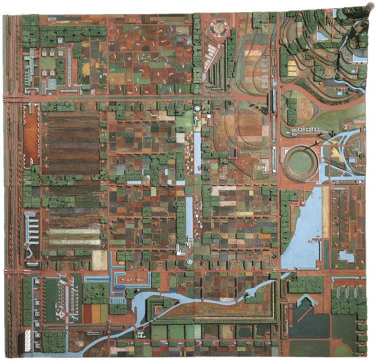 broad acre city model