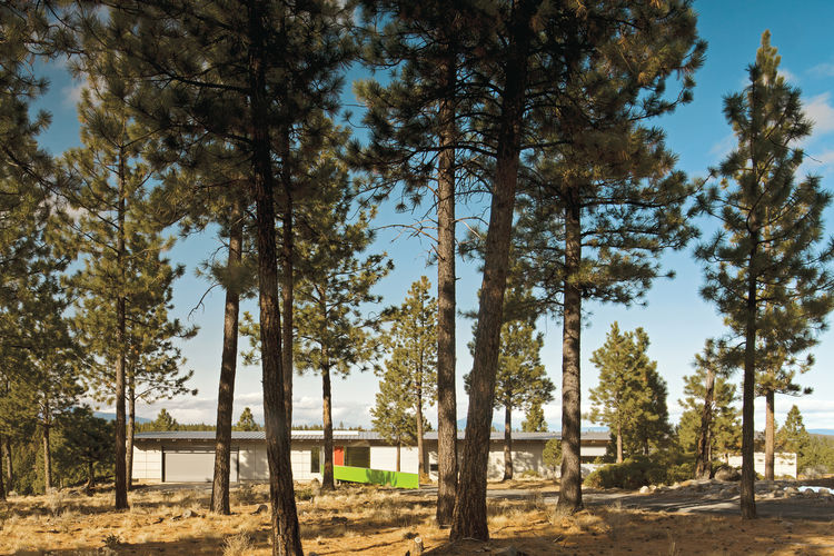 economical modular prefab in bend oregon exterior