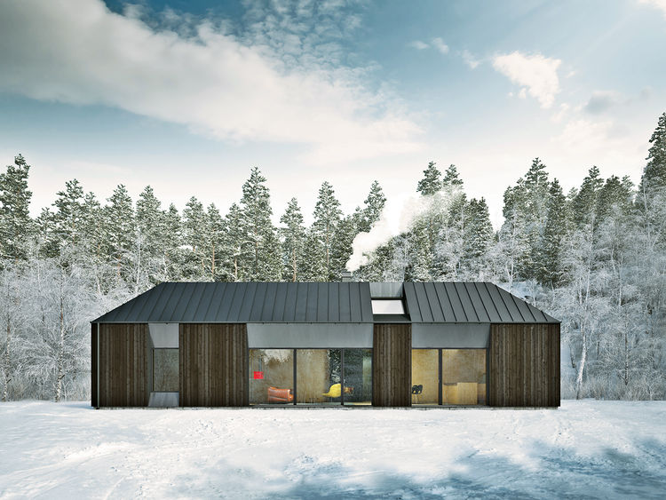 prefab Stockholm studio