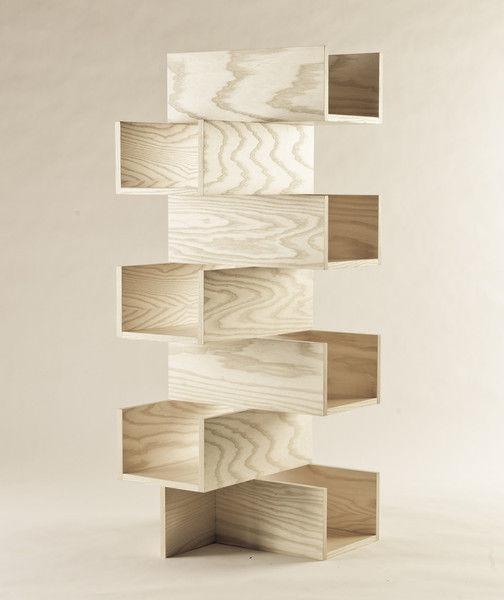 Data furniture tori bookshelf