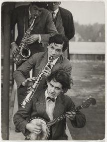 Bauhaus band members