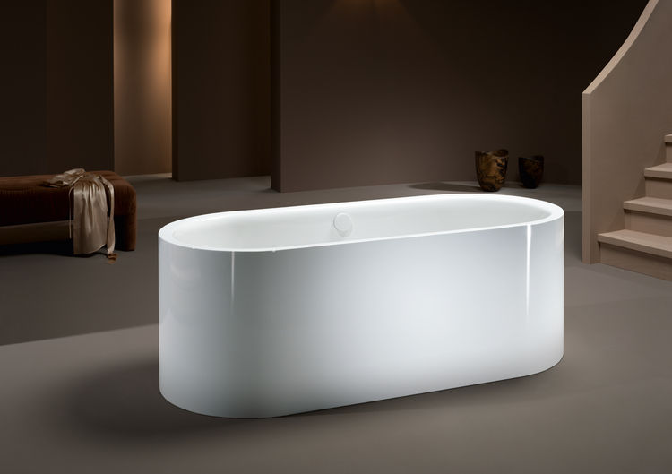 Centro duo Oval Kaldewei tub
