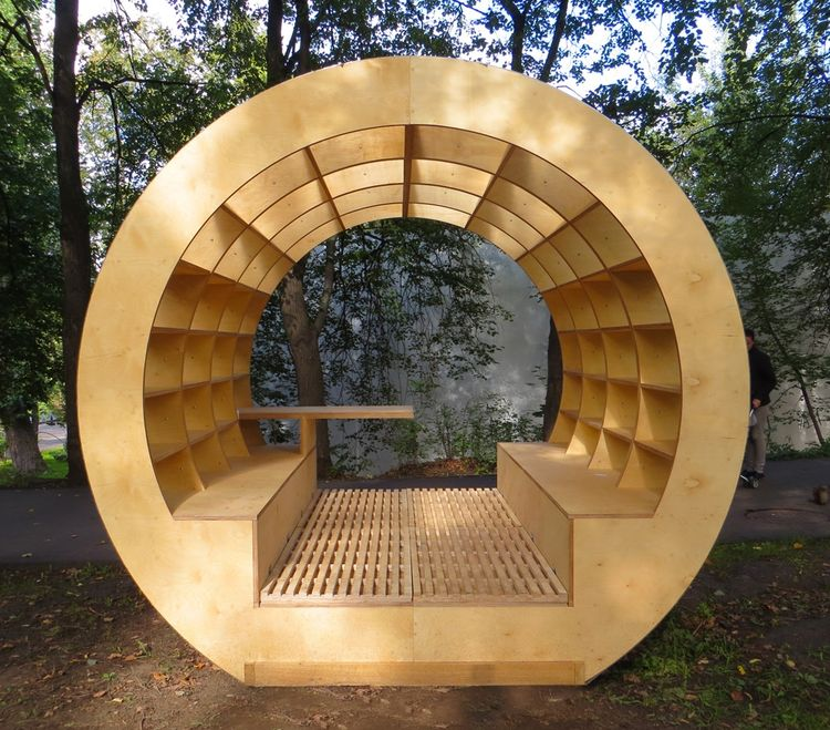 bench, books, glass, wood, seats