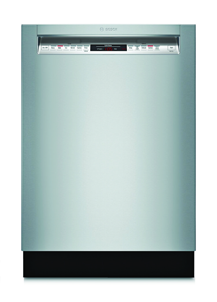 dishwasher, stainless steel, quiet