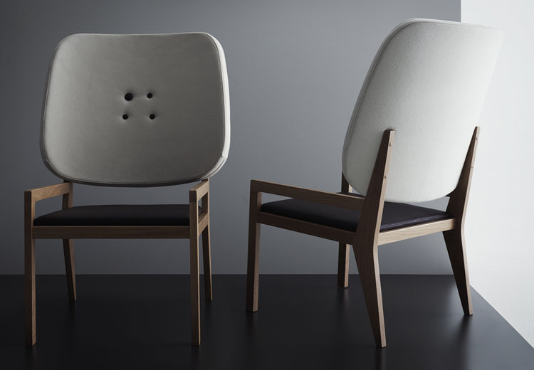 GamFratesi Swedese Stockholm Furniture Fair