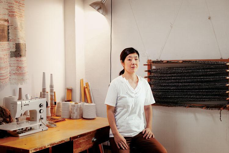 designer spotlight Hiroko Takeda portrait