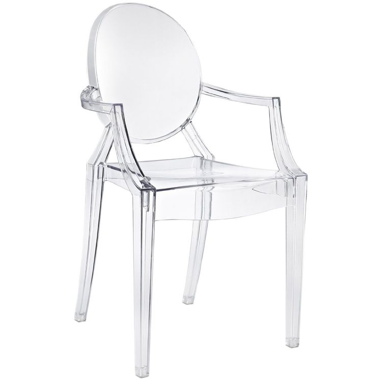 designer spotlight philippe starck ghost chair