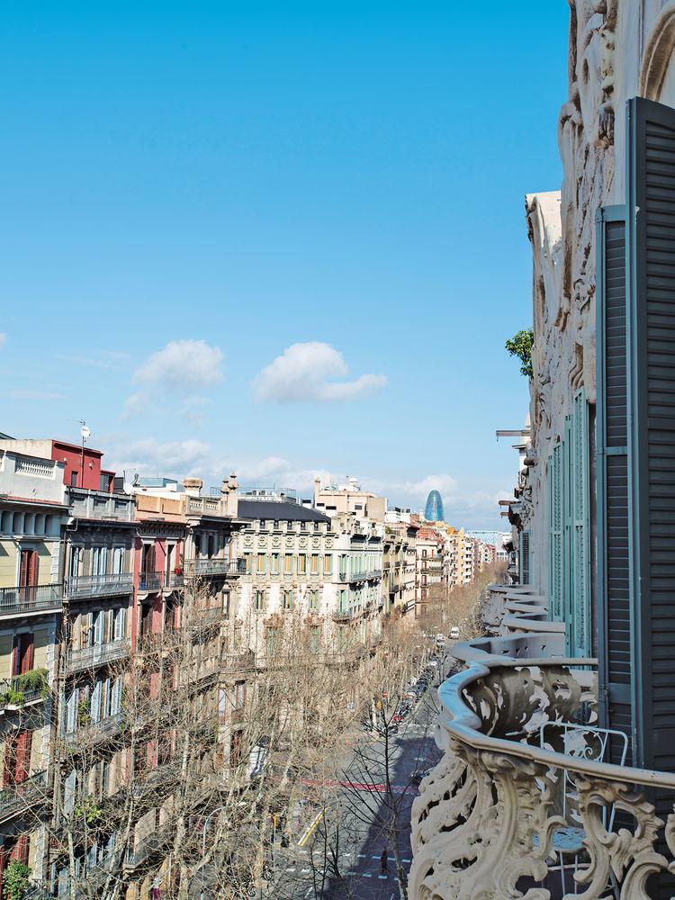 view, Barcelona