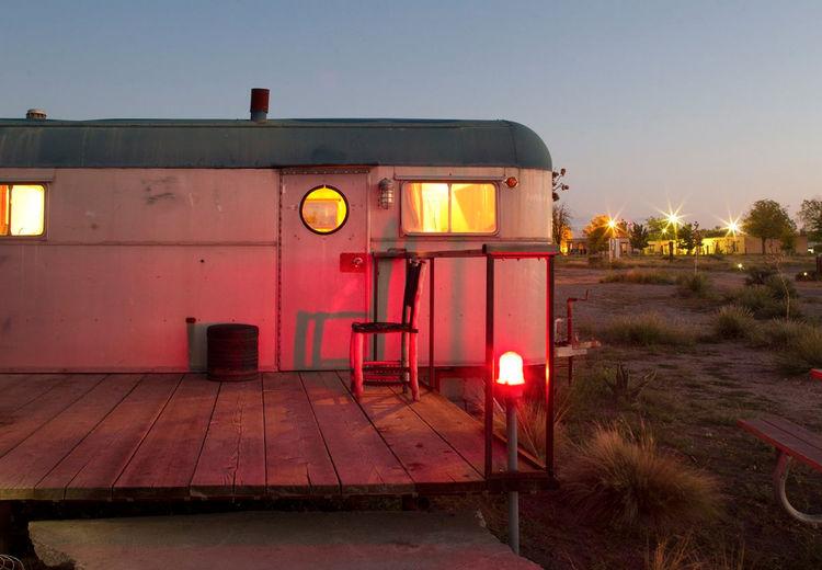 trailer, Texas