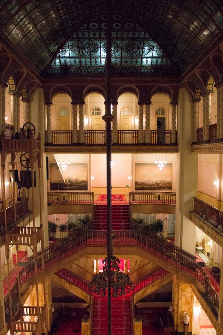Grand Budapest Hotel Interior