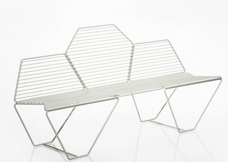 Casamania Hexagon bench
