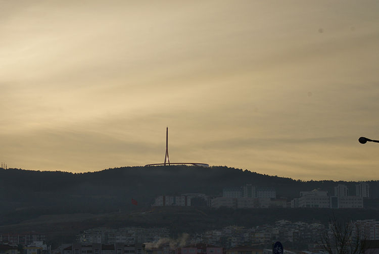 Canakkale Antenna Tower in Turkey