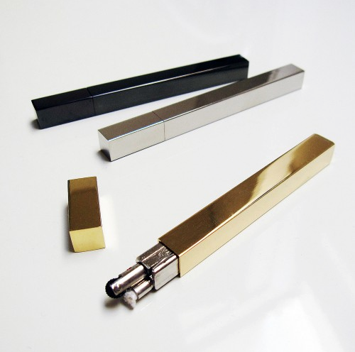 coated brass lighter