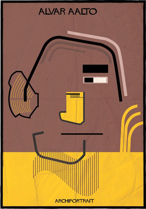 federico babine aalto portrait
