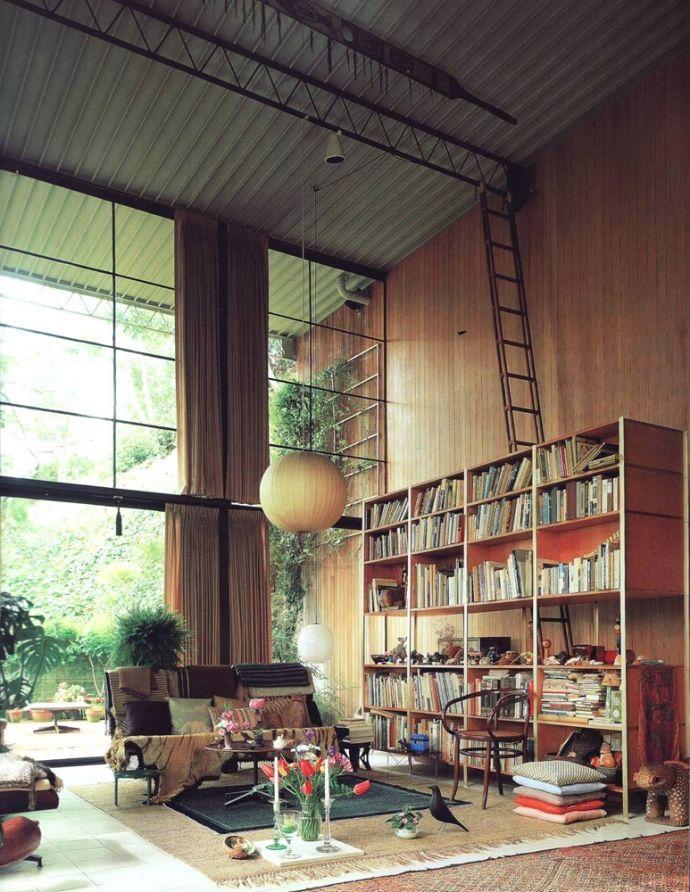 eames living room