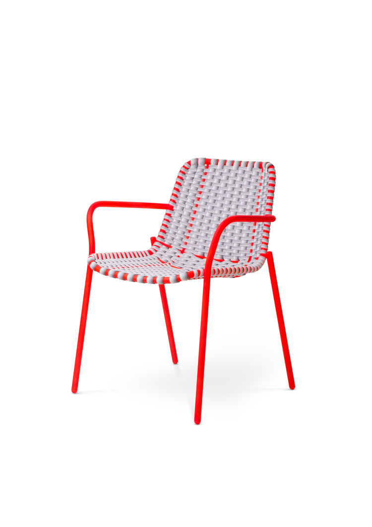 Strap Chair fluor Scholten & Baijings