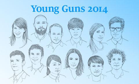 young guns 2014