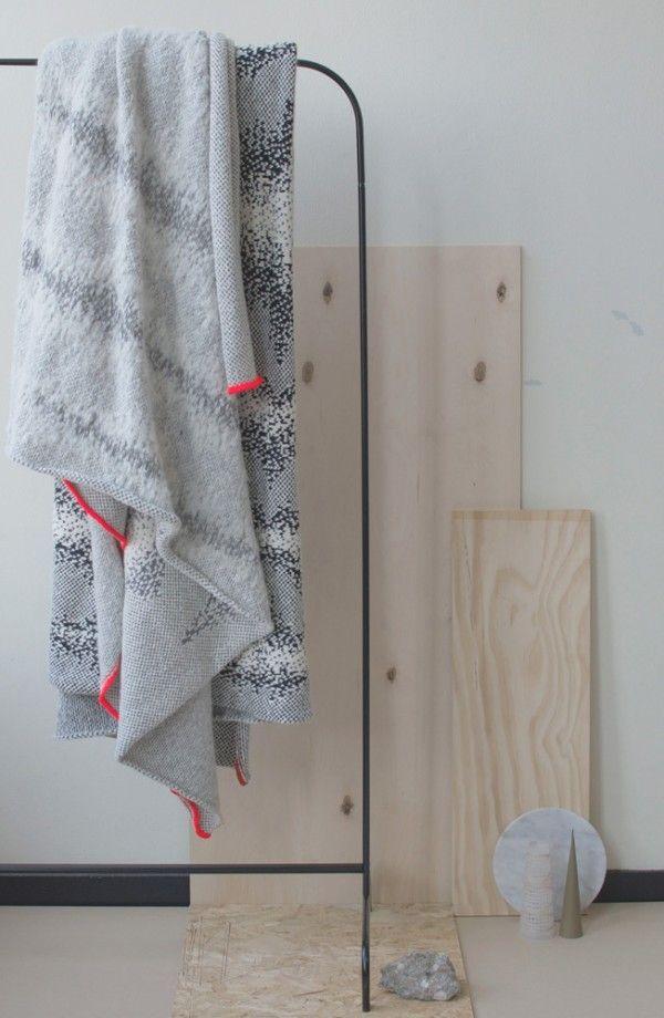 Textile design, blankets