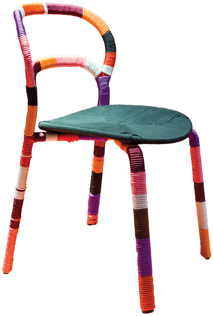 Stephen Burks Calligaris chair