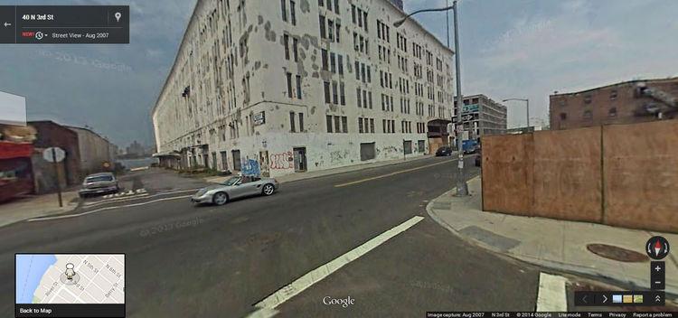 Google Street View Brooklyn 2007