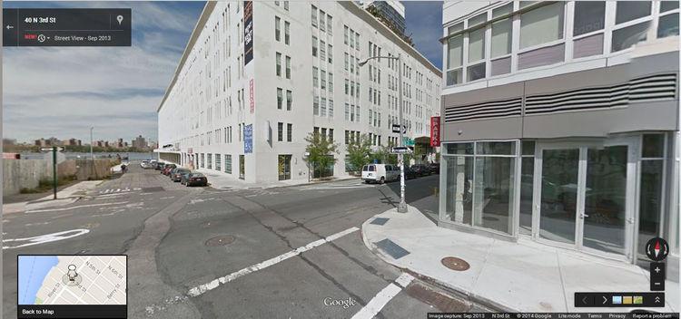 Google Street View Brooklyn 2013