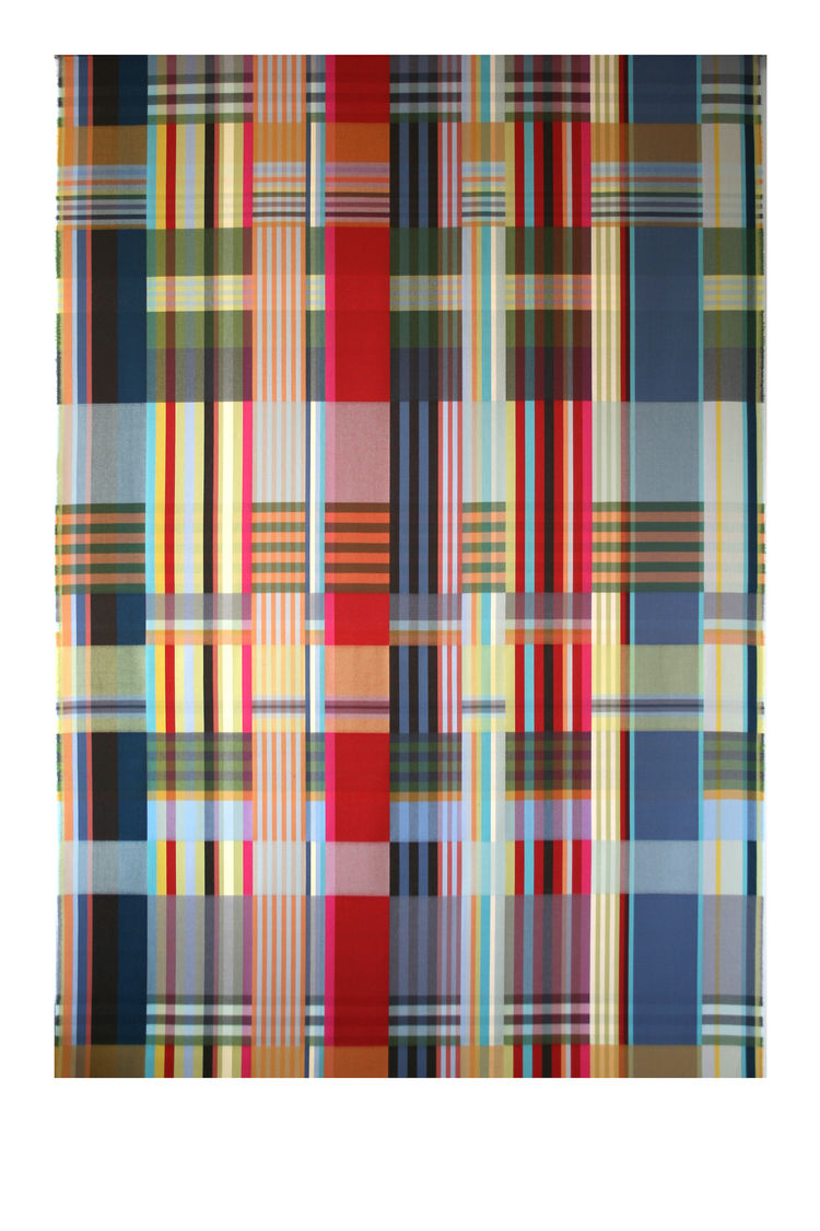 madras textile by wallace sewell for designtex