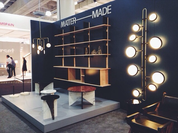 dwell instagram matter booth icff 2014