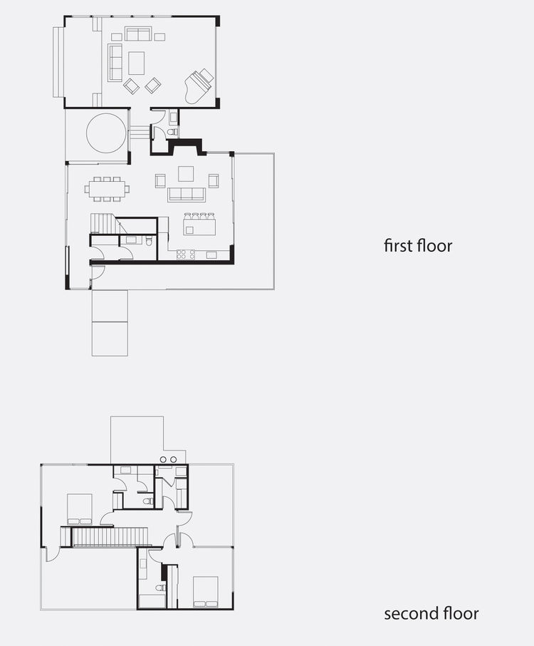 beverly hills floor plan