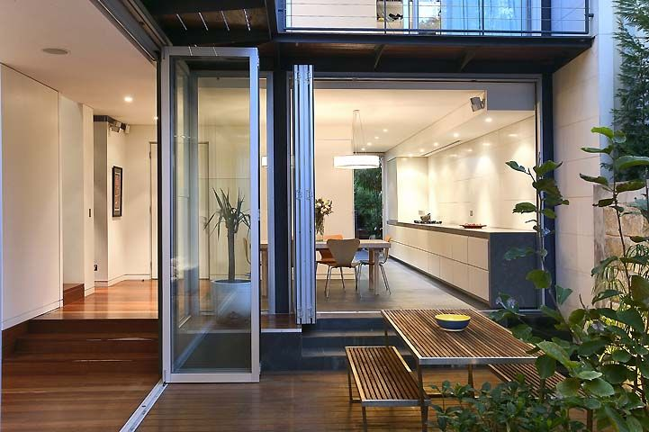 Sleek Architect's Home